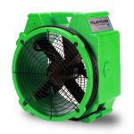 B-AIR® POLAR BEAR PB-25 air mover green 4