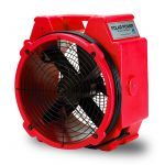 B-AIR® POLAR BEAR PB-25 air mover red 4
