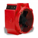 B-AIR® POLAR BEAR PB-25 air mover red 2