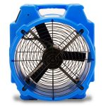 B-AIR® POLAR BEAR PB-25 air mover blue 1