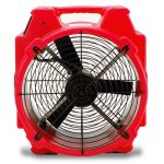 B-AIR® POLAR BEAR PB-25 air mover red 1