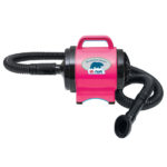 B-AIR® BEAR POWER BPD-1 Pink Dryer 2