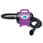 B-AIR® BEAR POWER BPD-1 Purple dryer 3