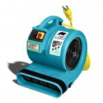 B-AIR® Grizzly GP-1 air mover blue