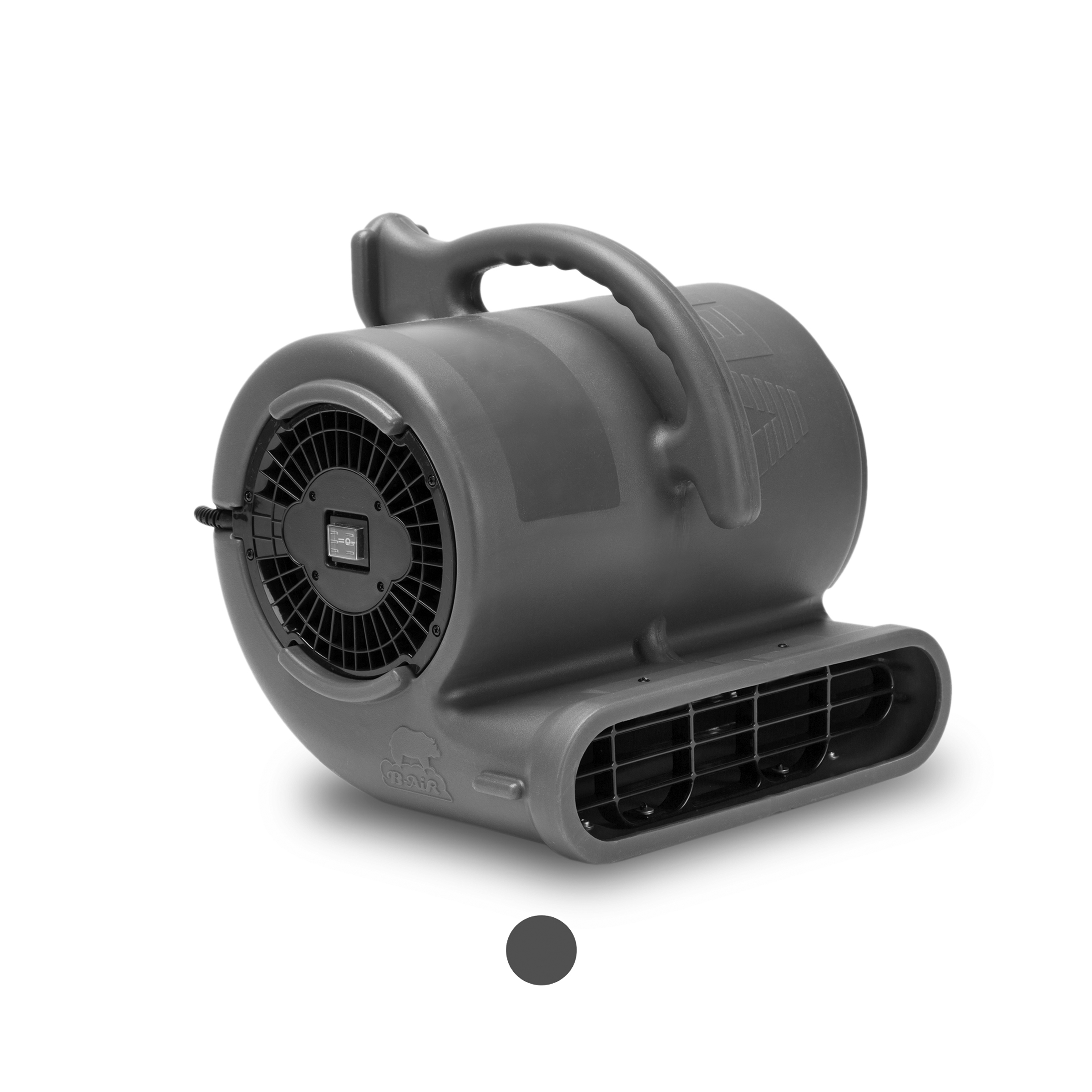 Grey air mover