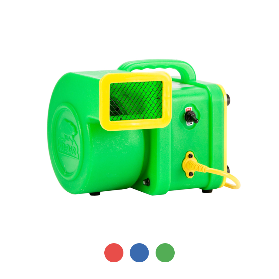 Inflatable Blowers - Bounce House Blowers From B-Air