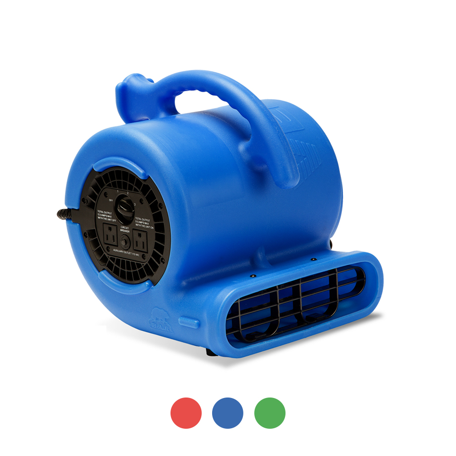 B-AIR® VENT VP-25 COMPACT Blue image 2