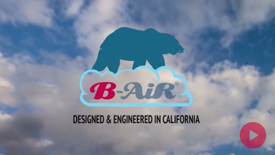 B-air logo play thumbnail 1