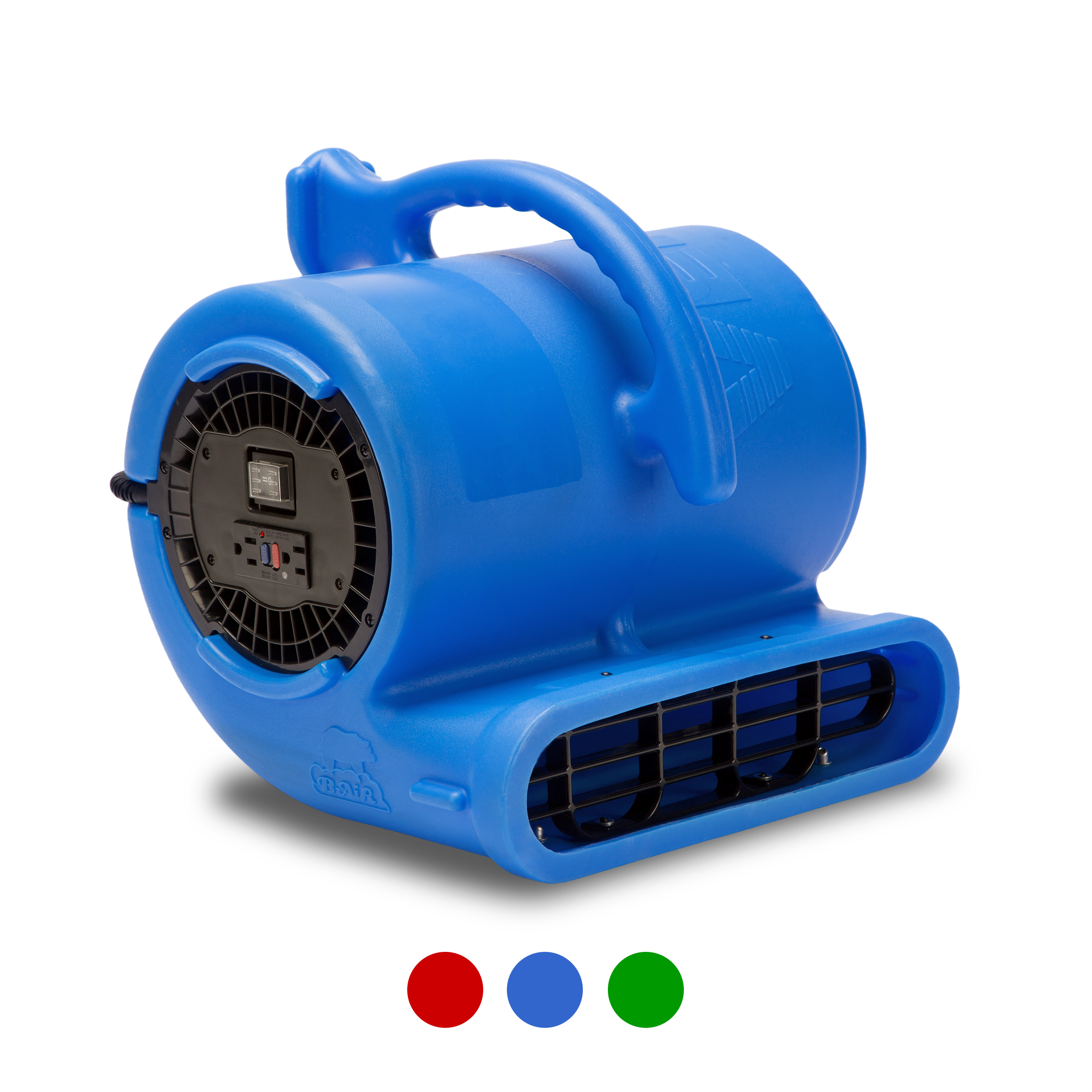 Industrial Air Movers : B air vent vp blowers movers