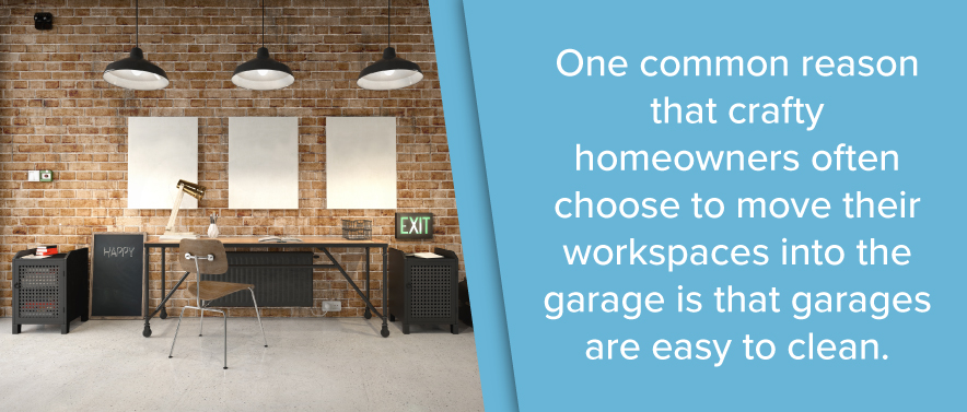 Easy to Clean Garages