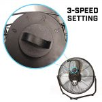 fritana fan speeds
