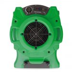 Green low profile air mover - B-Air