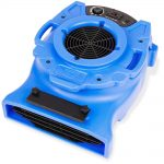 Blue B-Air low profile air mover