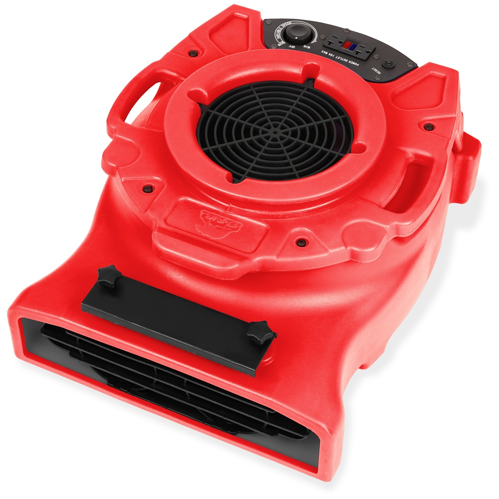 Low Profile Blower : B air ventlo low profile mover drying equipment