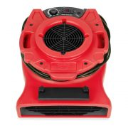 Red VLO-25 low profile fan