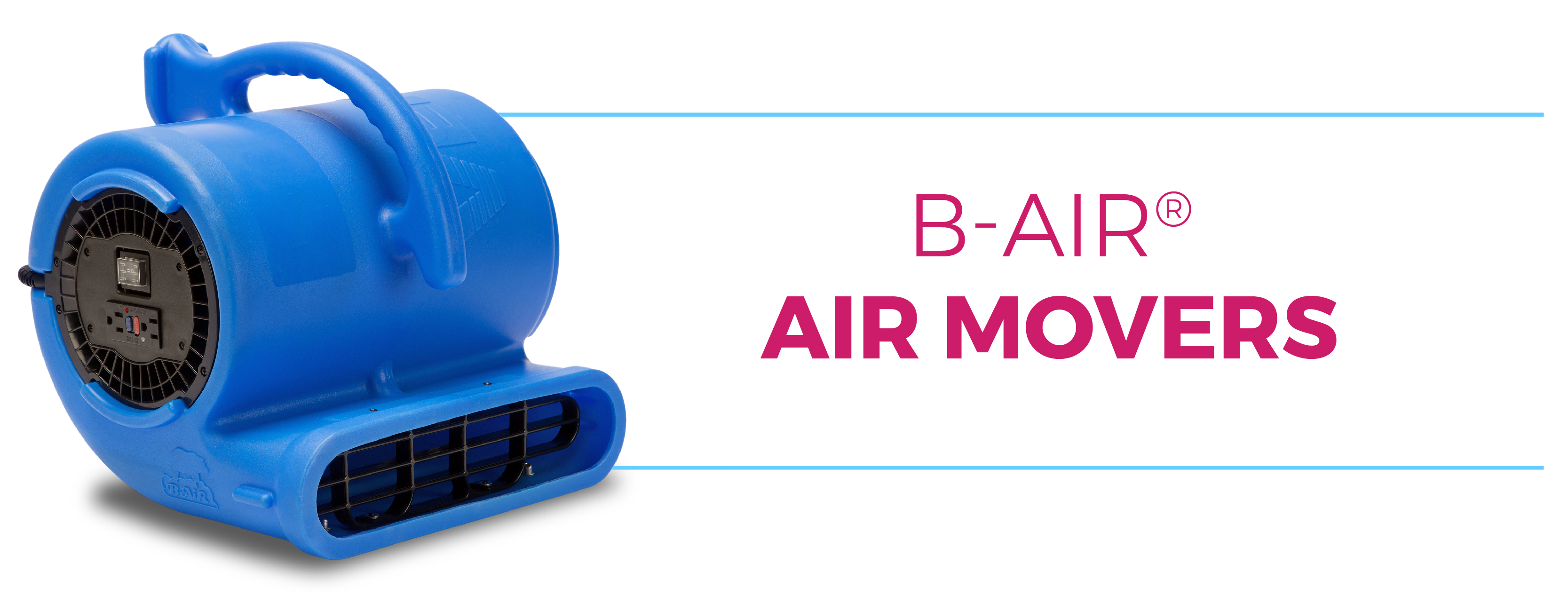 B-Air Air Movers
