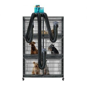 Vent Duct Drying Kit 1 blue