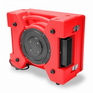 B-AIR® RA-650 RED AIR SCRUBBER